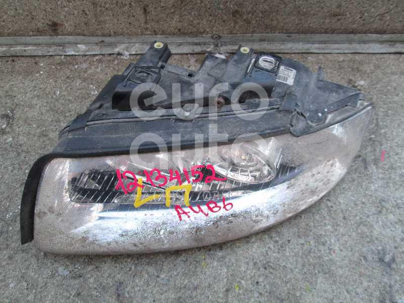 Купить Фара левая Audi A4 [B6] 2000-2004; (8E0941003G)
