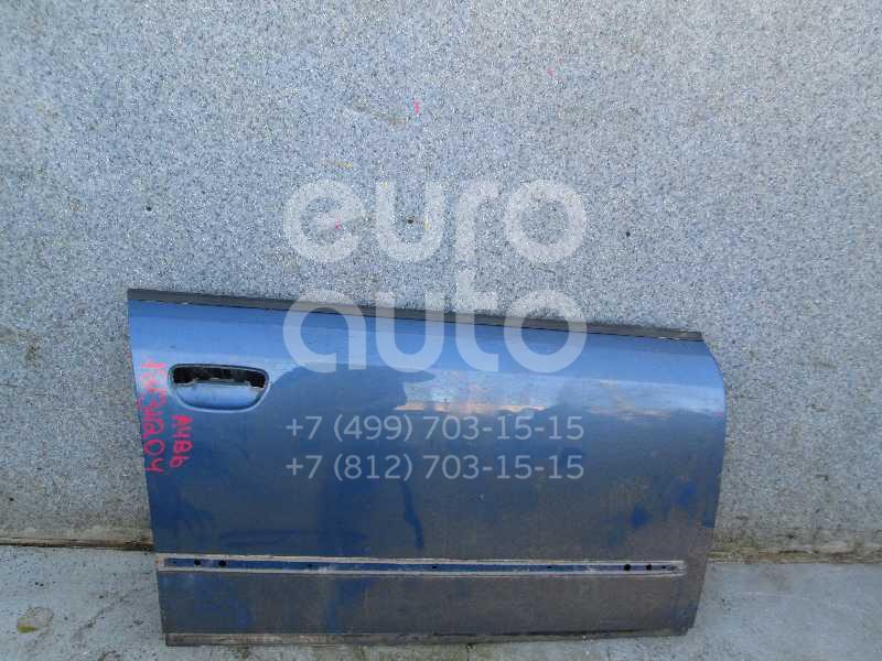 Купить Дверь передняя правая Audi A4 [B6] 2000-2004; (8E0831052)