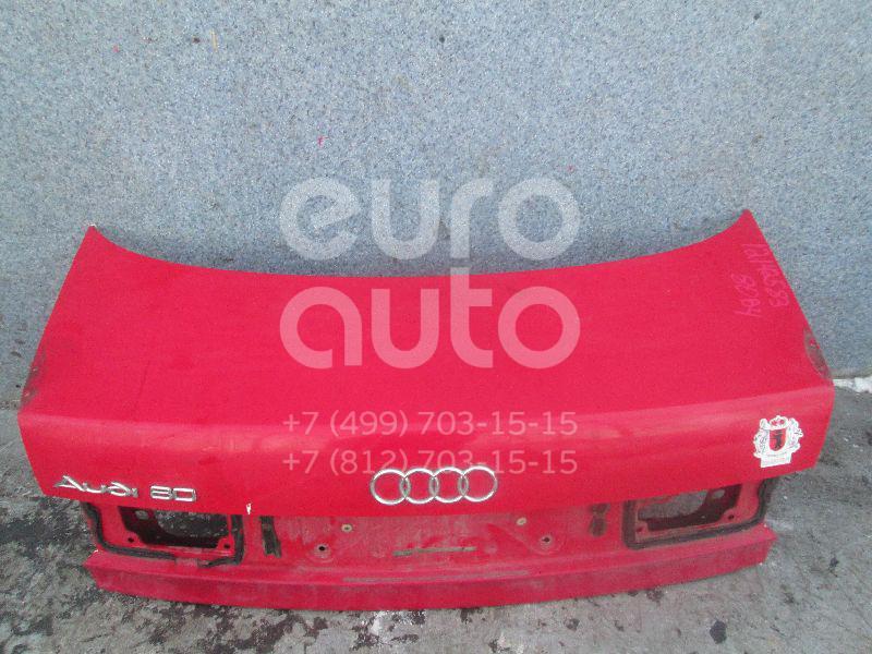 Купить Крышка багажника Audi 80/90 [B4] 1991-1994; (8A5827023E)