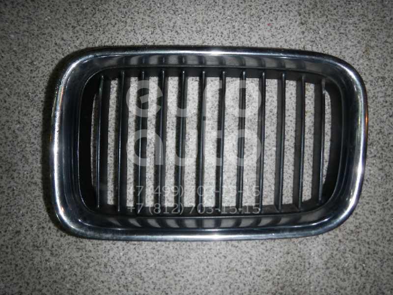 Купить Решетка радиатора левая BMW 3-серия E36 1991-1998; (51138122237)