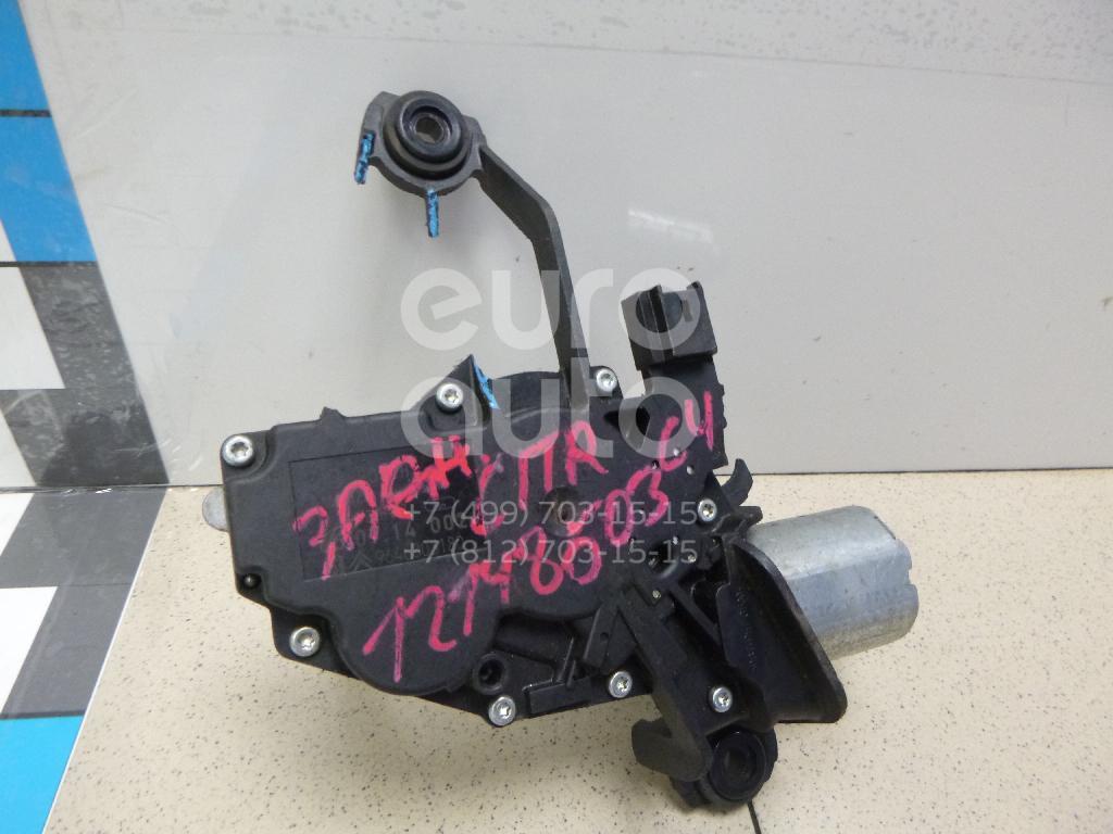 Купить Моторчик стеклоочистителя задний Citroen C4 2005-2011; (6405S2)