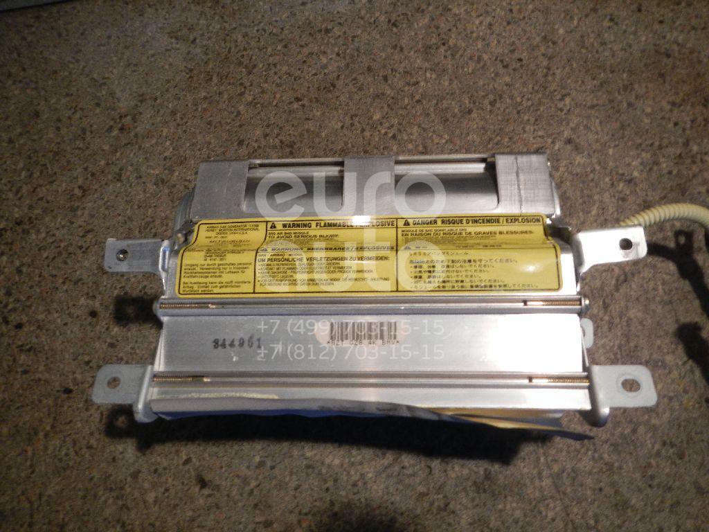 Купить Подушка безопасности пассажирская (в торпедо) Mitsubishi Galant (EA) 1997-2003; (MR216451)