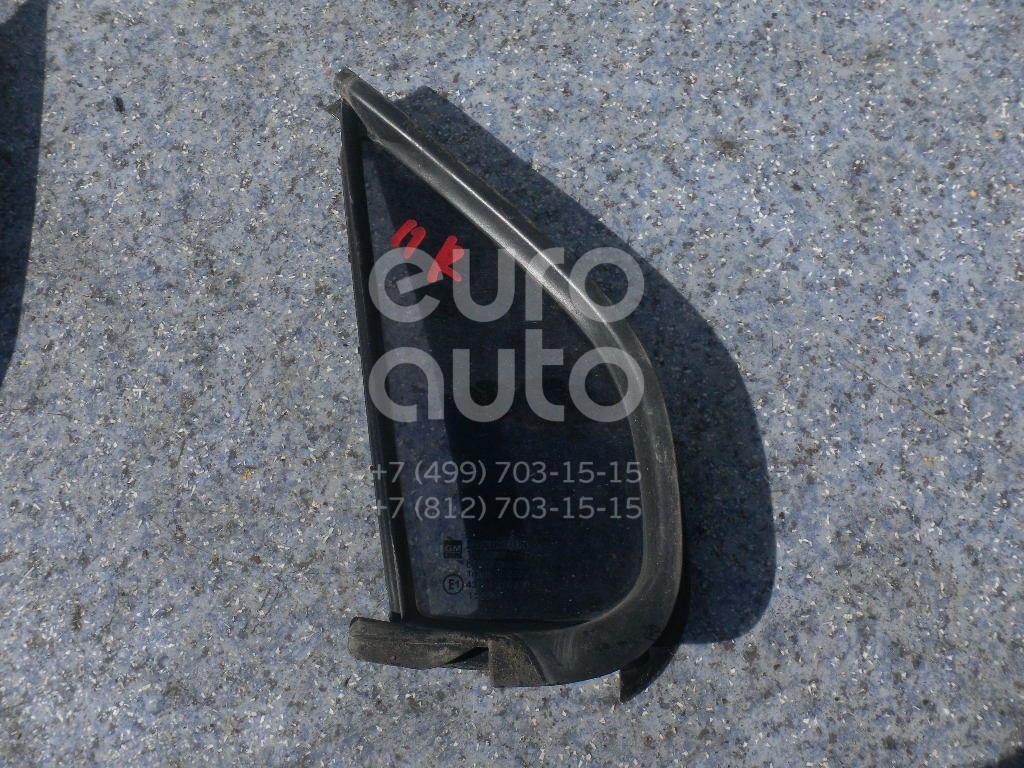 Стекло двери передней правой (форточка) Opel Agila A 2000-2008; (4700163)  - купить со скидкой