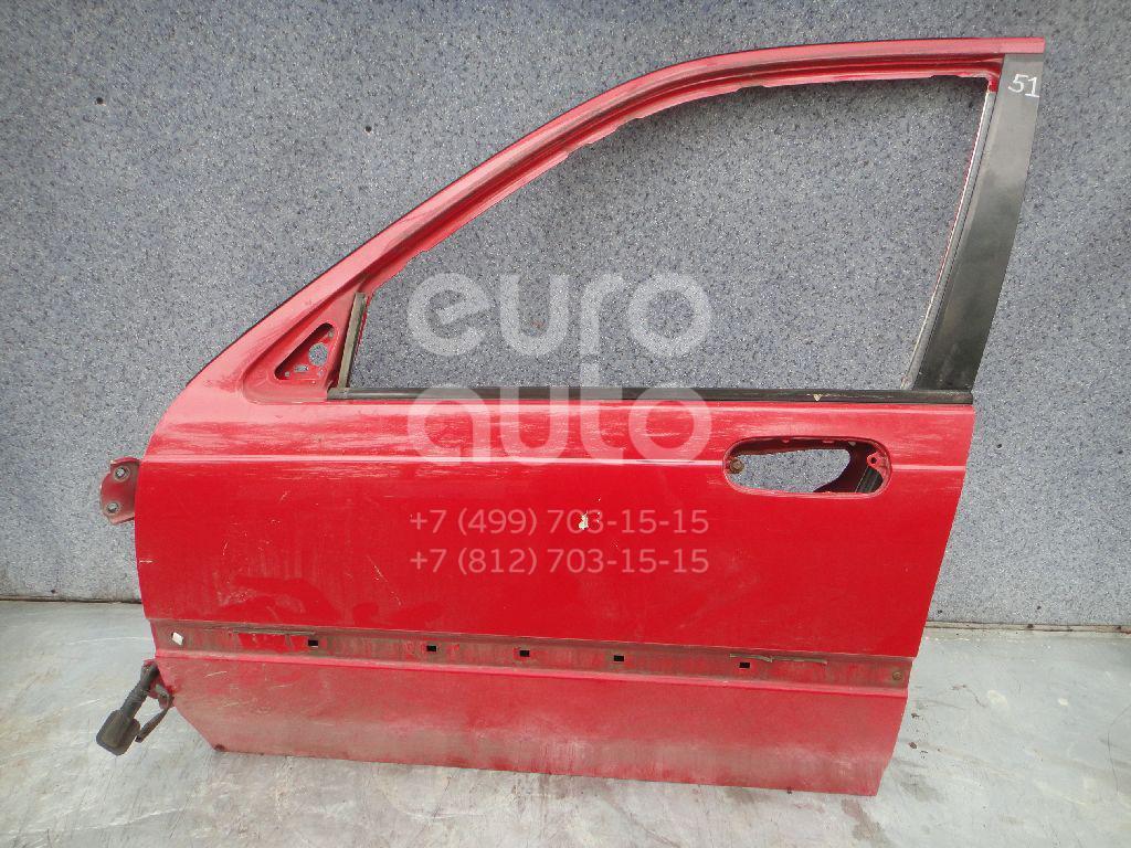 Купить Дверь передняя левая Honda Civic (MA, MB 5HB) 1995-2001; (67050ST3E00ZZ)