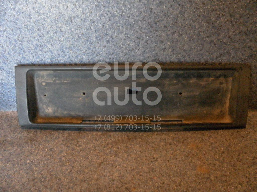 Купить Накладка крышки багажника VW Golf III/Vento 1991-1997; (1H5853481)