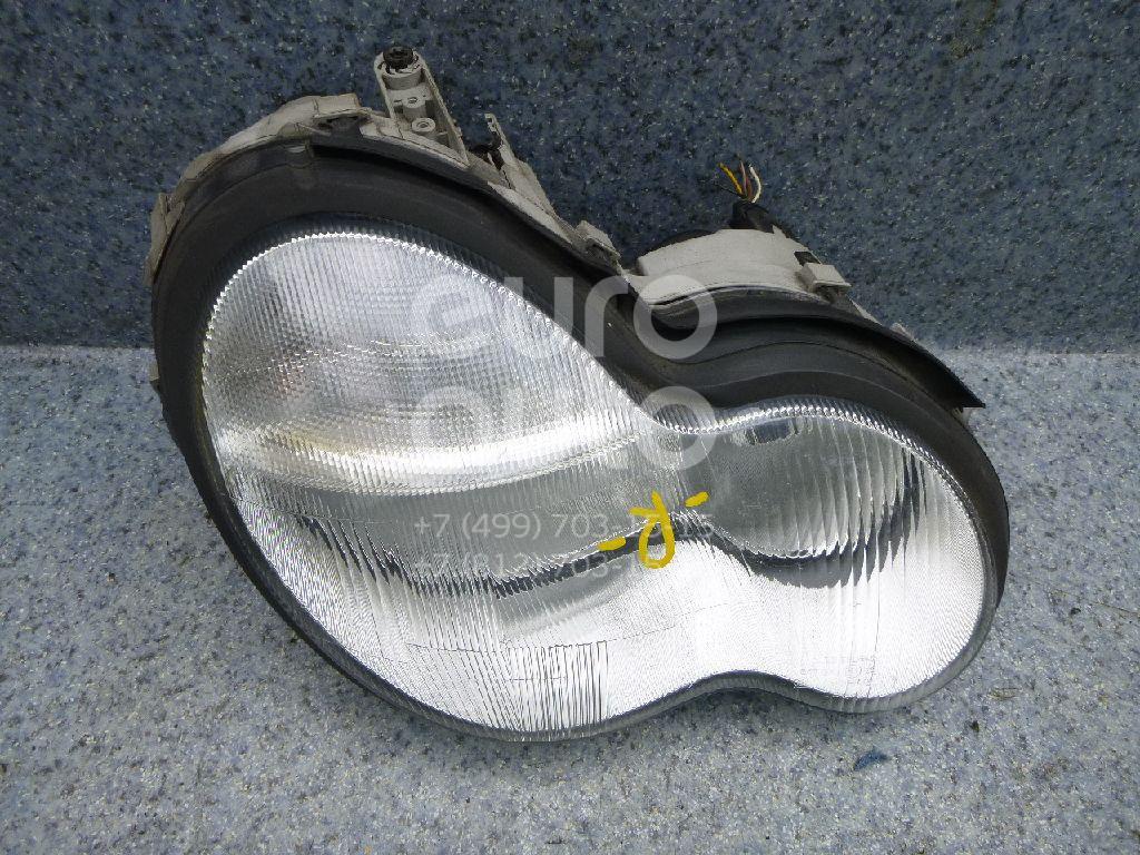 Купить Фара правая Mercedes Benz W203 2000-2006; (0301166602)