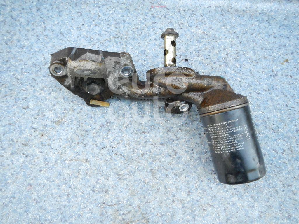 Купить Кронштейн масляного фильтра Jaguar S-TYPE 1999-2008; (XR816221)