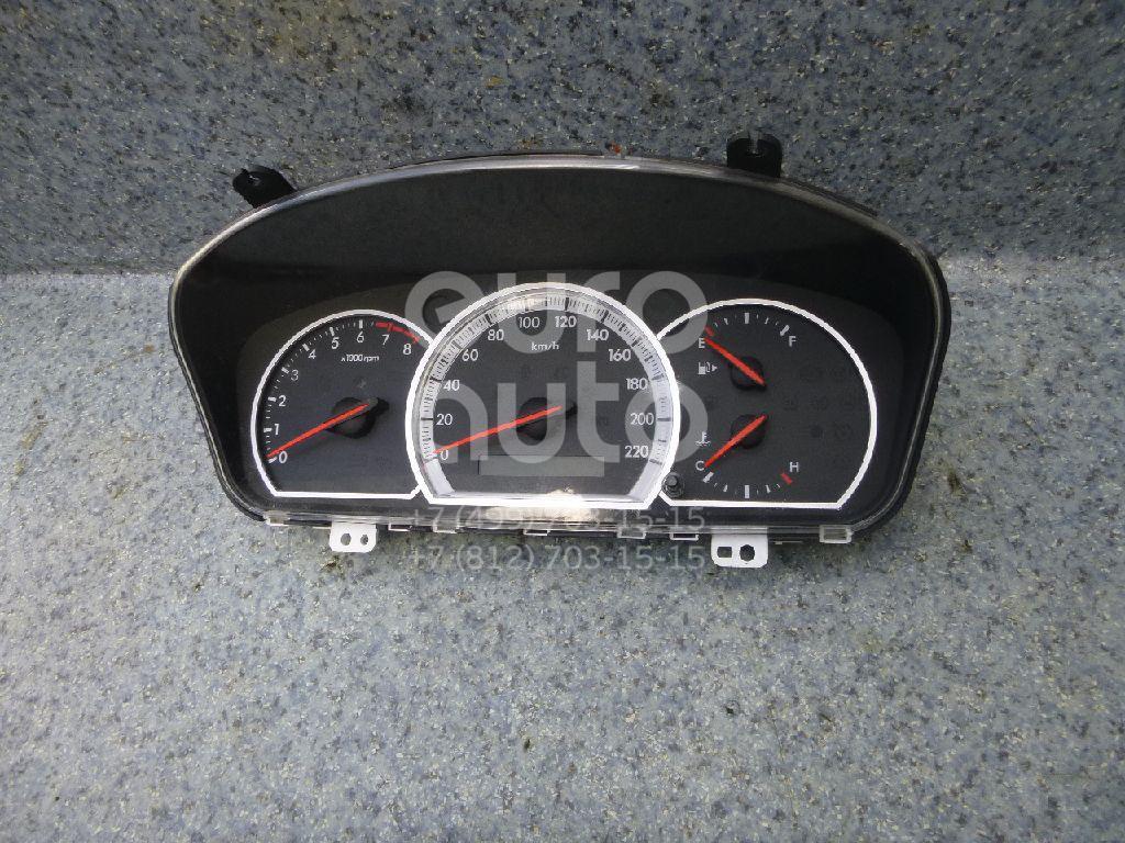 Панель приборов Chevrolet Epica 2006-2012; (96647264)  - купить со скидкой