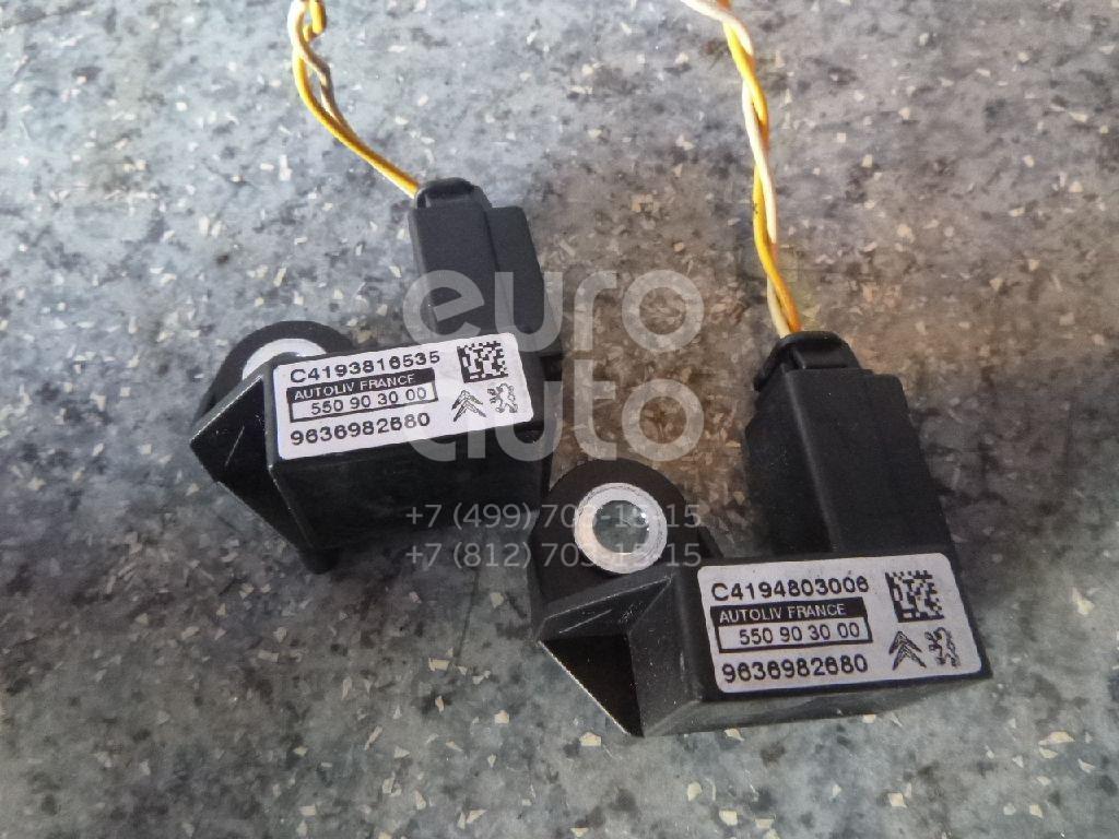 Купить Датчик AIR BAG Peugeot 407 2004-2010; (8216H3)