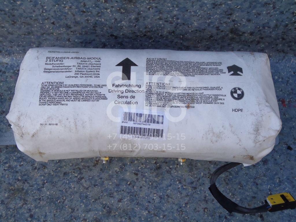 Подушка безопасности пассажирская (в торпедо) BMW 3-серия E46 1998-2005; (72127112351)  - купить со скидкой