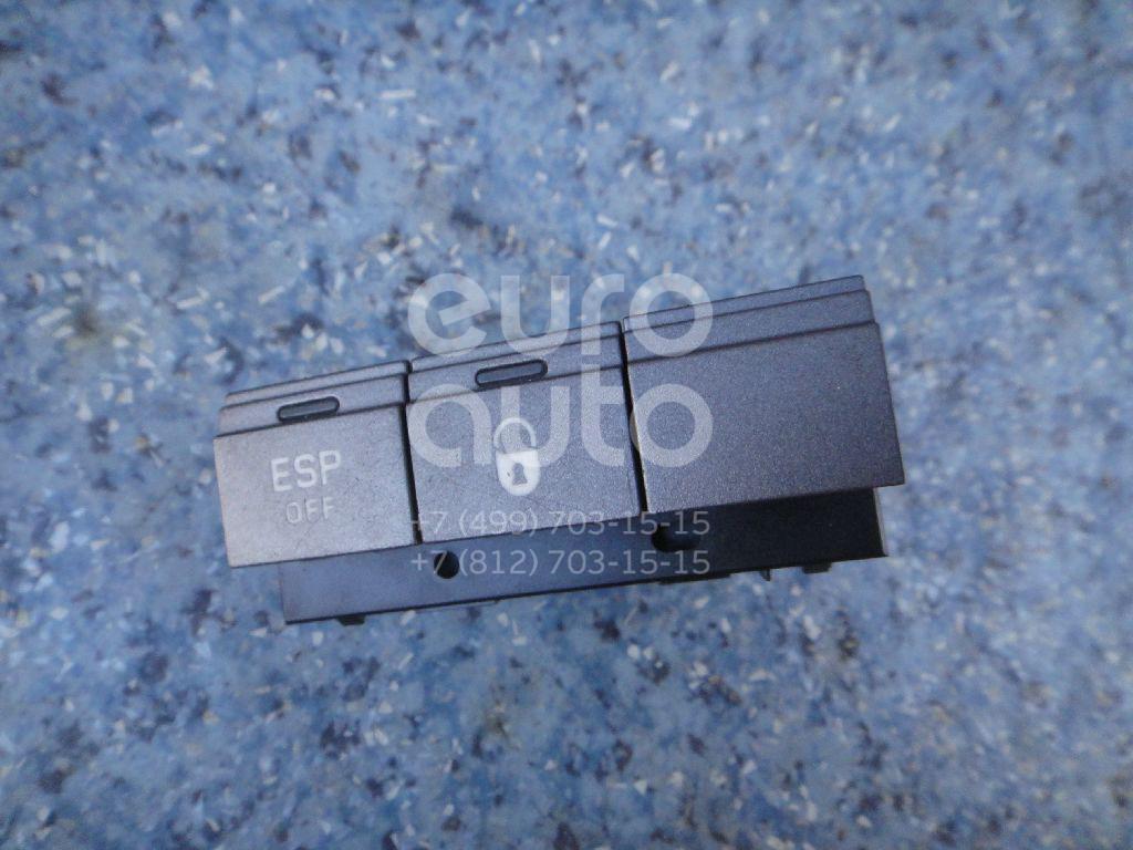 Купить Кнопка многофункциональная Citroen C5 2004-2008; (6554JG)