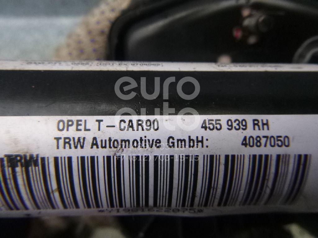 Купить Подушка безопасности боковая (в сиденье) Opel Astra G 1998-2005; (5199226)
