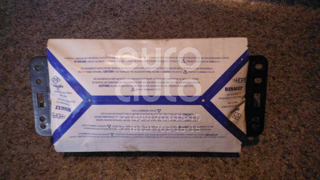 Купить Подушка безопасности пассажирская (в торпедо) Renault Scenic II 2003-2009; (8200230383)