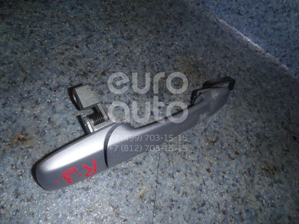Купить Ручка двери наружная правая Mazda Mazda 3 (BK) 2002-2009; (GJ6A58410M)