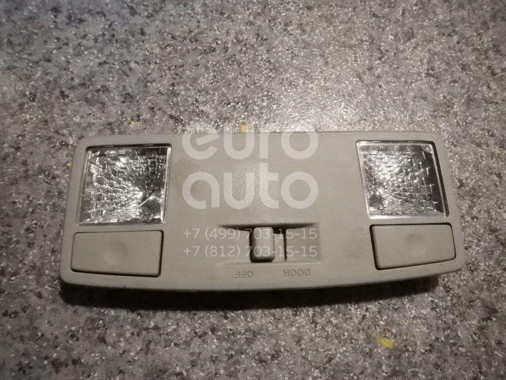 Купить Плафон салонный Mazda Mazda 3 (BK) 2002-2009; (GJ6A69970A77)
