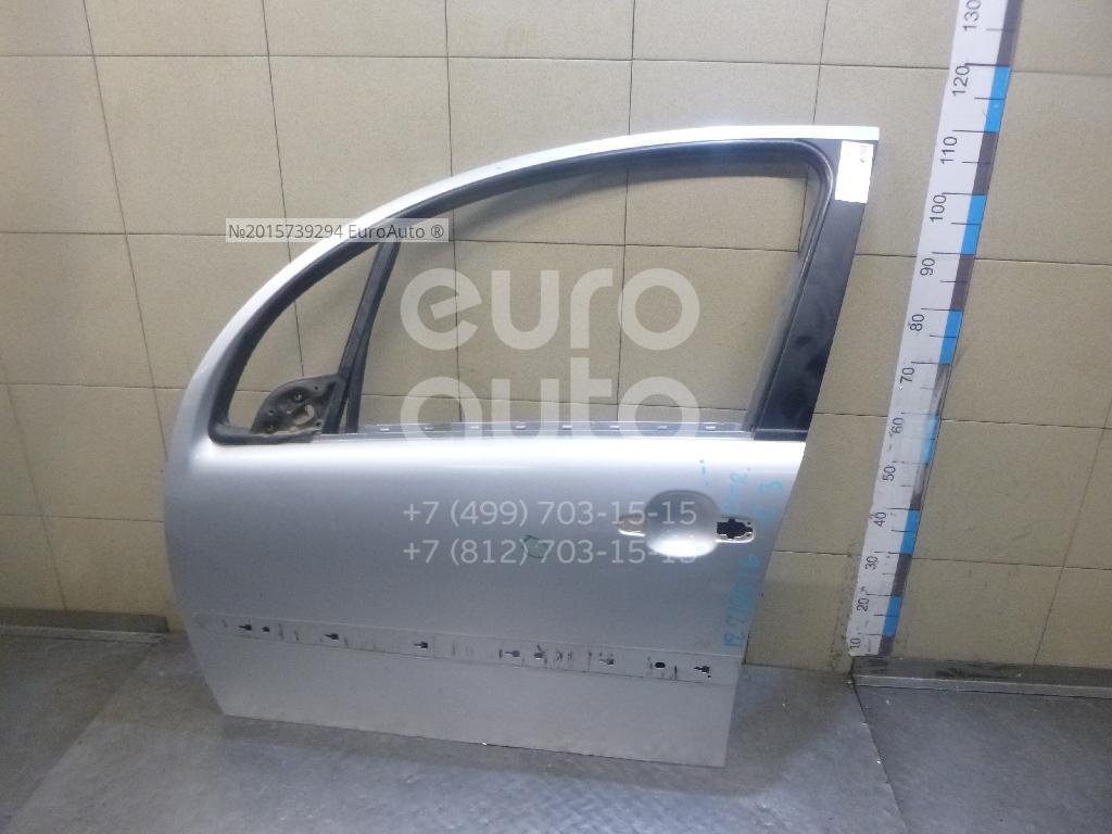 Купить Дверь передняя левая Citroen C3 2002-2009; (9002V1)