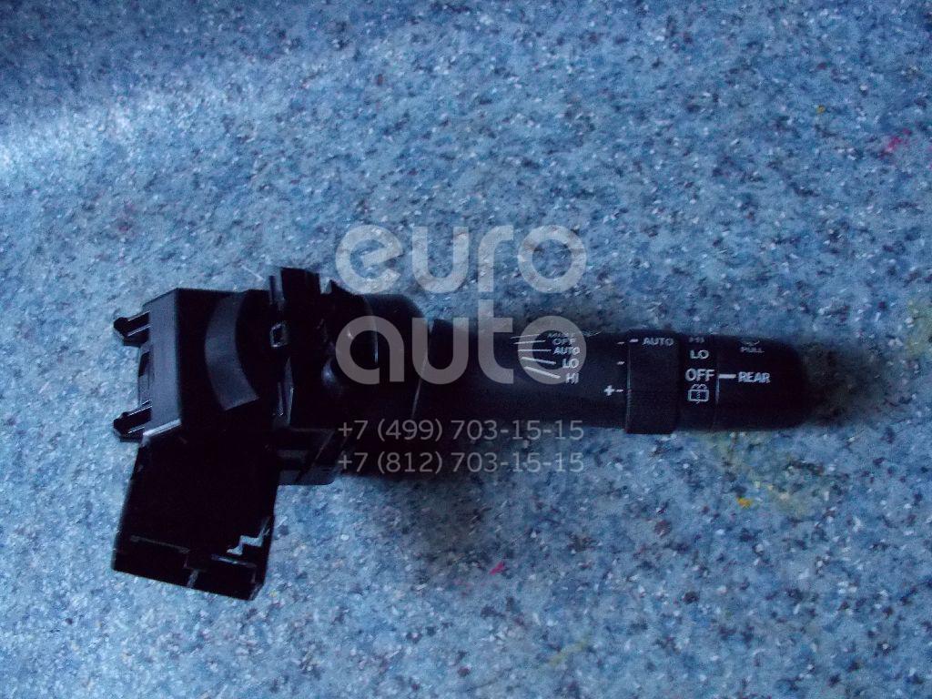Купить Переключатель стеклоочистителей Toyota Auris (E15) 2006-2012; (8465202420)