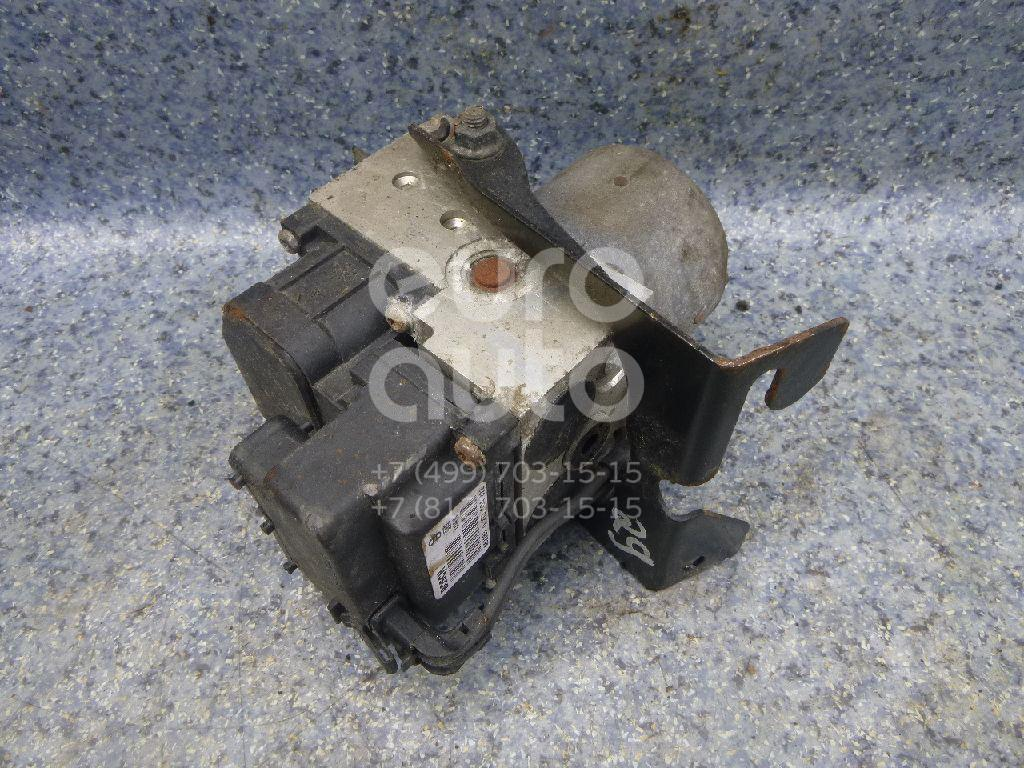 Купить Блок ABS (насос) Mitsubishi Space Star 1998-2004; (MR334810)