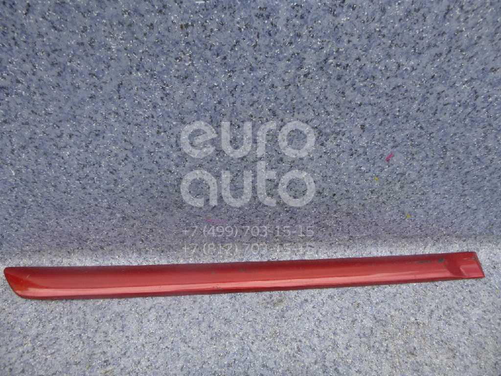 Купить Молдинг задней правой двери Toyota Corolla E12 2001-2007; (7574102150)