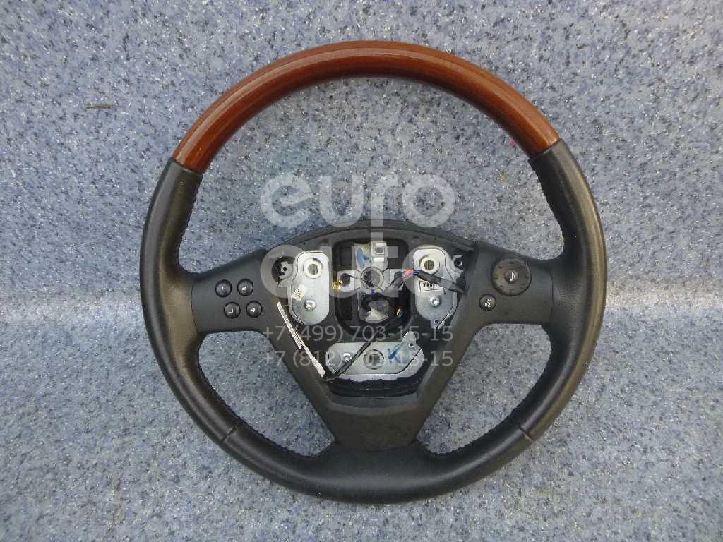 Рулевое колесо для AIR BAG (без AIR BAG) Cadillac CTS 2002-2008; (25766590)  - купить со скидкой