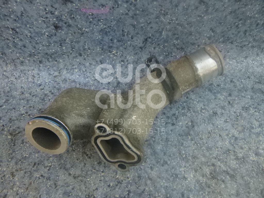 Фланец двигателя системы охлаждения Cadillac CTS 2002-2008; (12573984)  - купить со скидкой