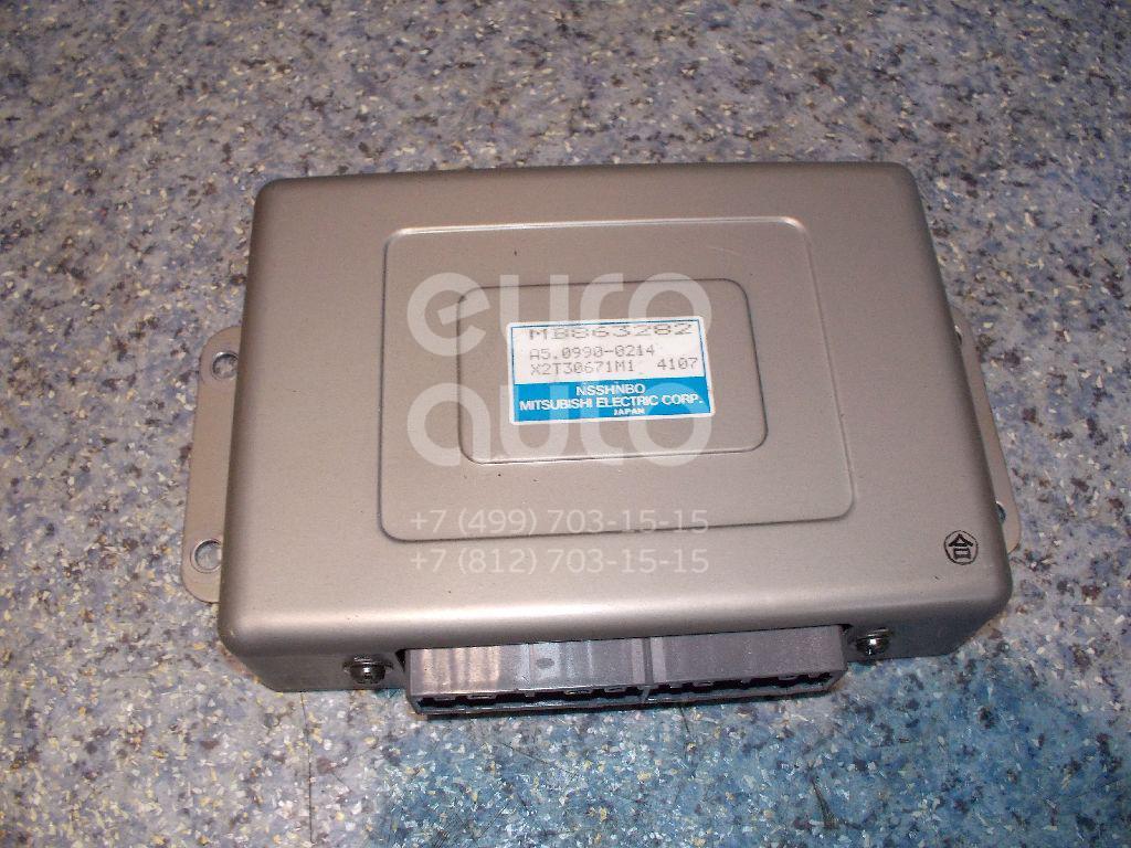 Блок управления ABS Mitsubishi Galant (E5) 1993-1997; (MB863282)  - купить со скидкой