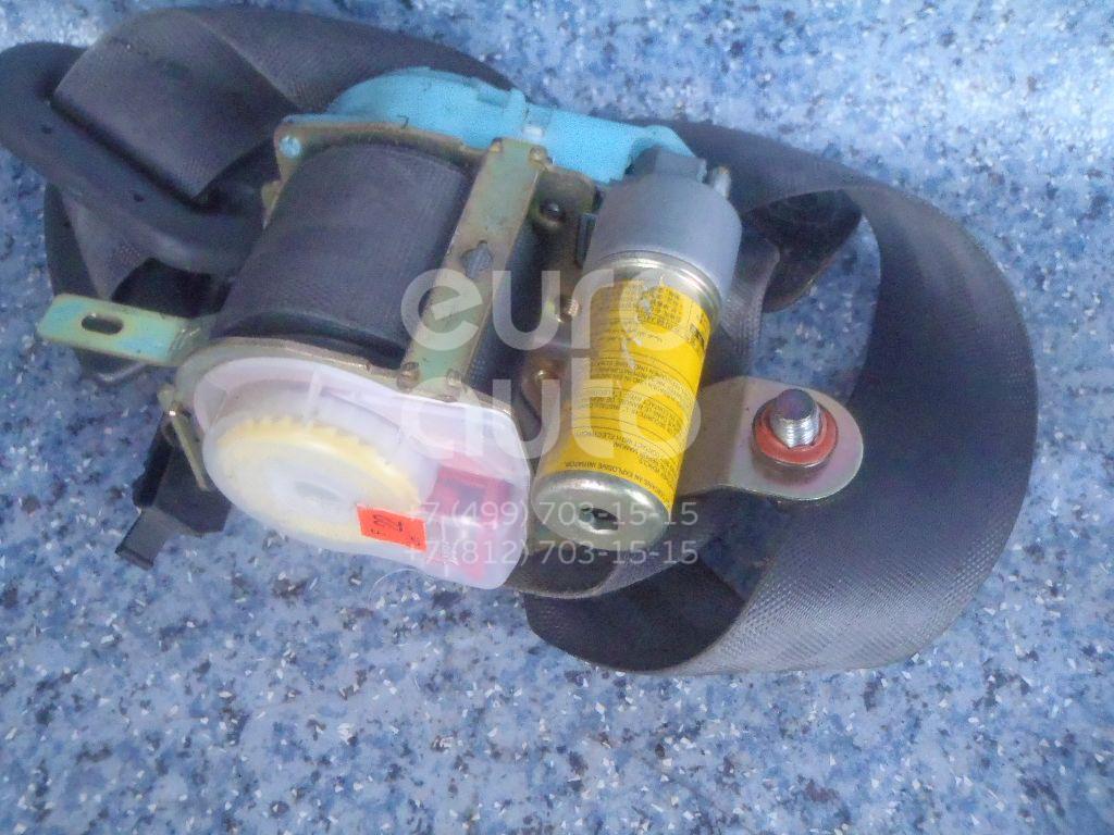 Ремень безопасности с пиропатроном Kia Sportage 1993-2006; (0K07N5771196)