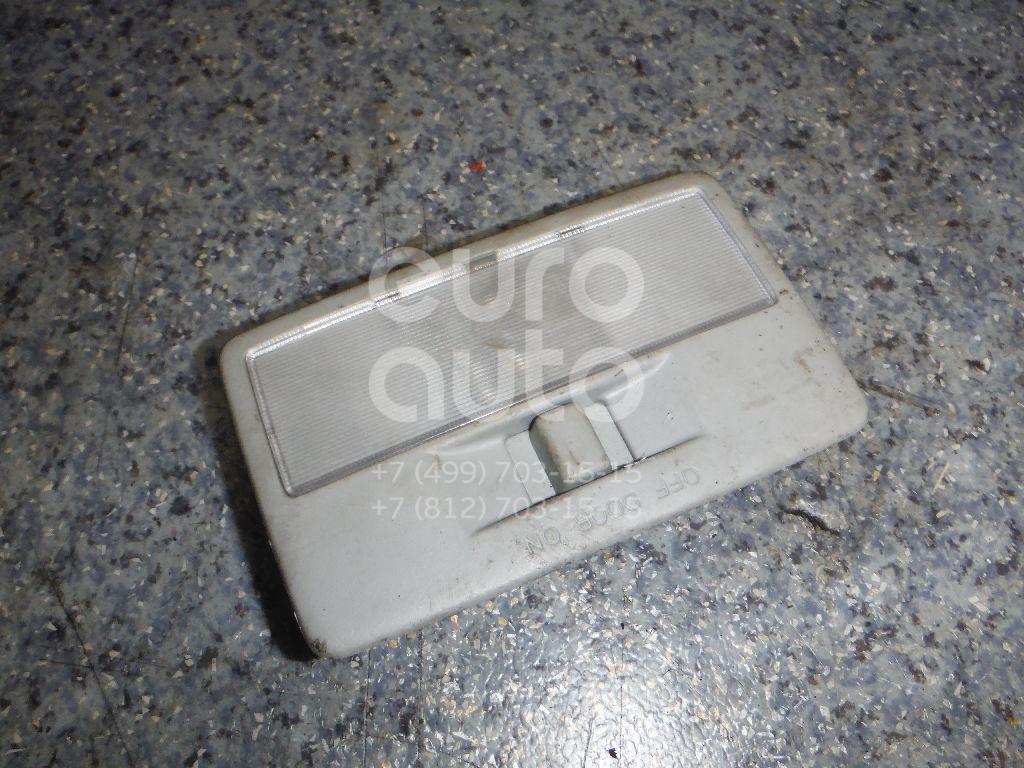 Купить Плафон салонный Mazda Mazda 3 (BK) 2002-2009; (D35051310E)