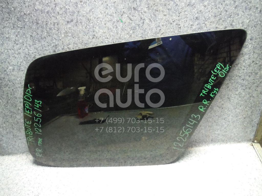 Купить Стекло кузовное глухое правое Mazda Tribute (EP) 2000-2007; (EC0450G10D)