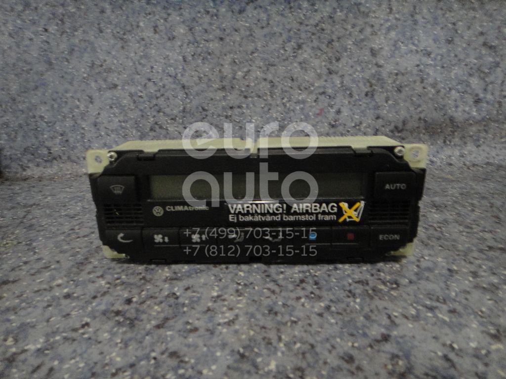Купить Блок управления климатической установкой VW Passat [B5] 1996-2000; (3B1907044A)