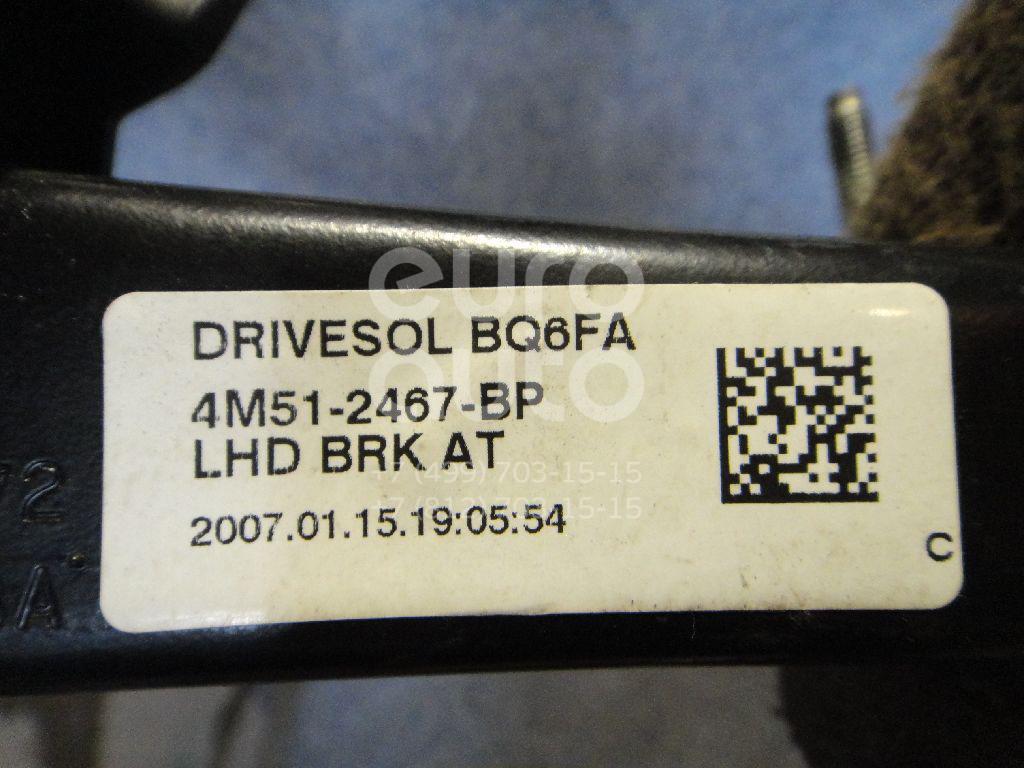Купить Педаль тормоза Ford Focus II 2005-2008; (4M512467BP)