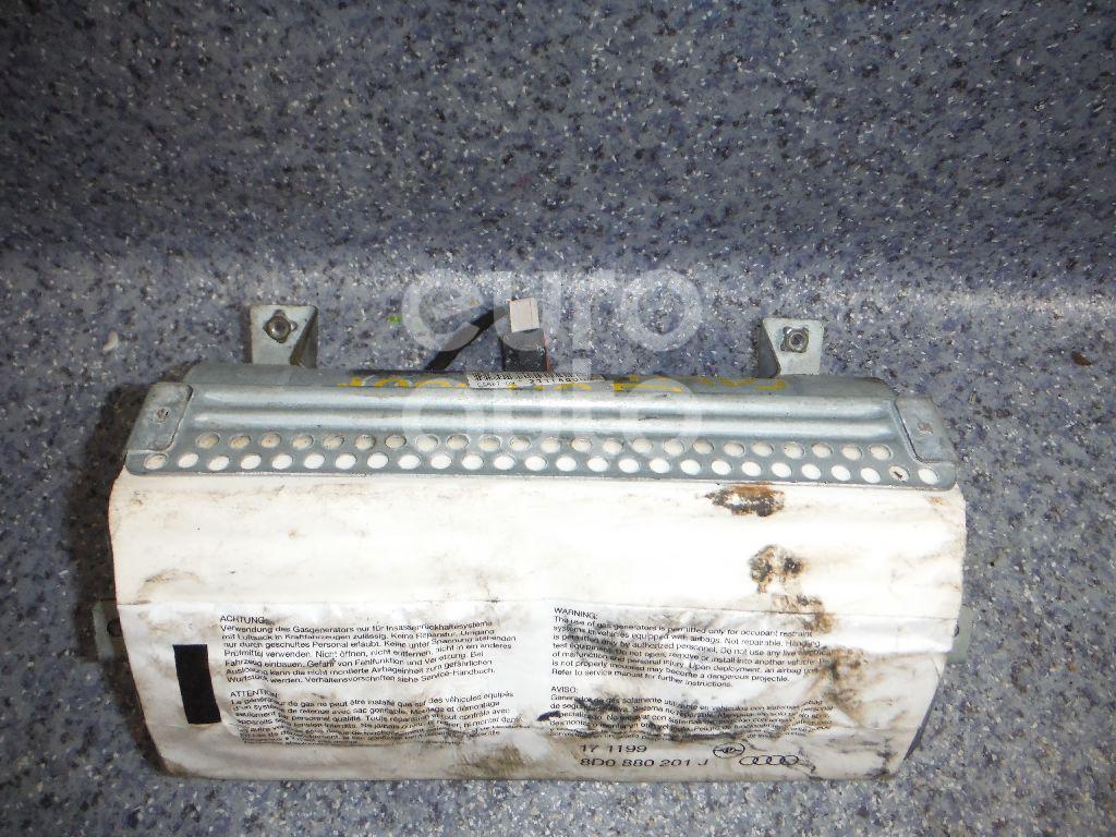 Купить Подушка безопасности пассажирская (в торпедо) Audi A4 [B5] 1994-2001; (8D0880201J)