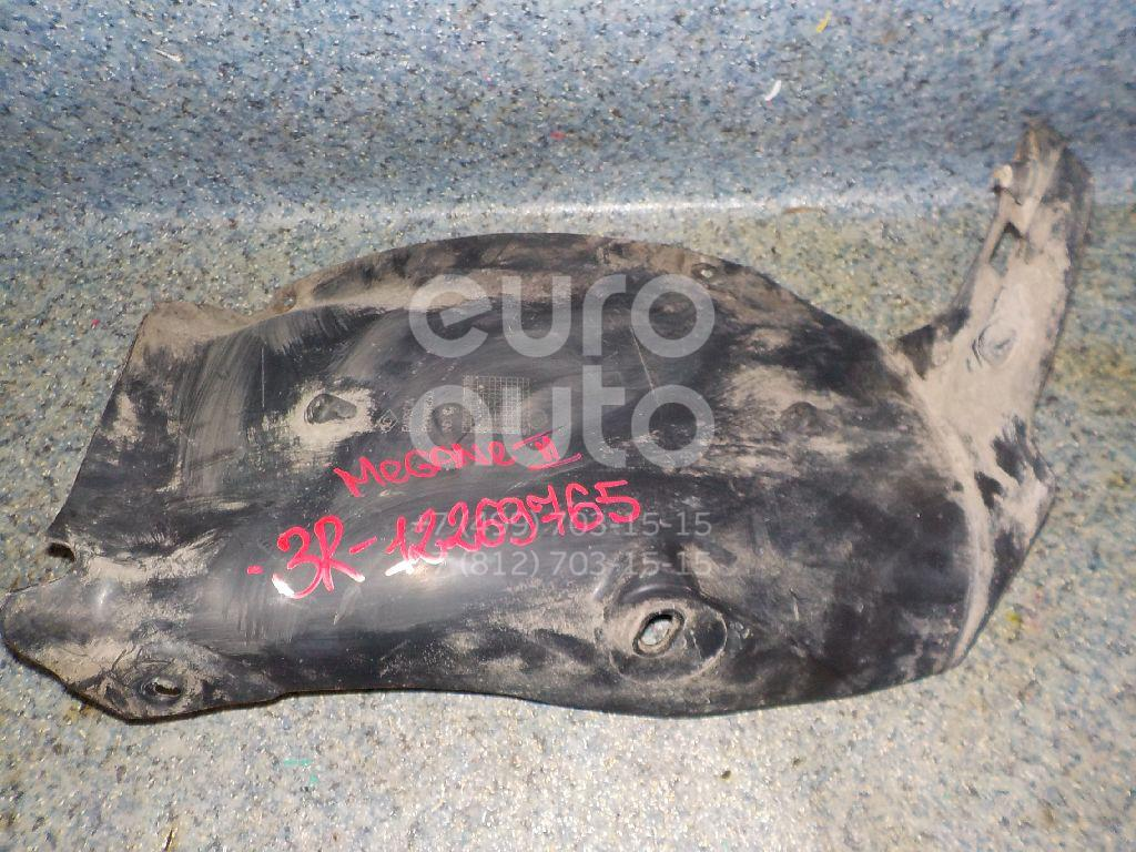 Купить Локер задний правый Renault Megane II 2003-2009; (8200141550)
