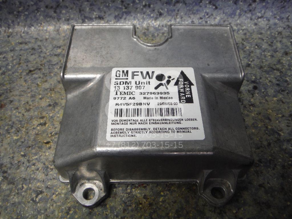 Купить Блок управления AIR BAG Opel Zafira B 2005-2012; (6235424)