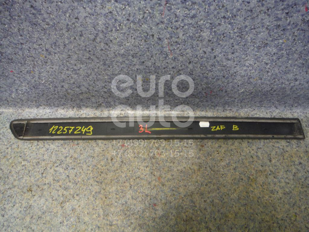 Молдинг задней левой двери Opel Zafira B 2005-2012; (13137774)  - купить со скидкой