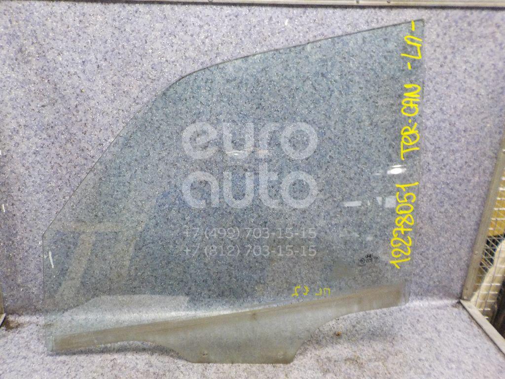 Стекло двери передней левой Hyundai Terracan 2001-2007; (82910H1000)  - купить со скидкой