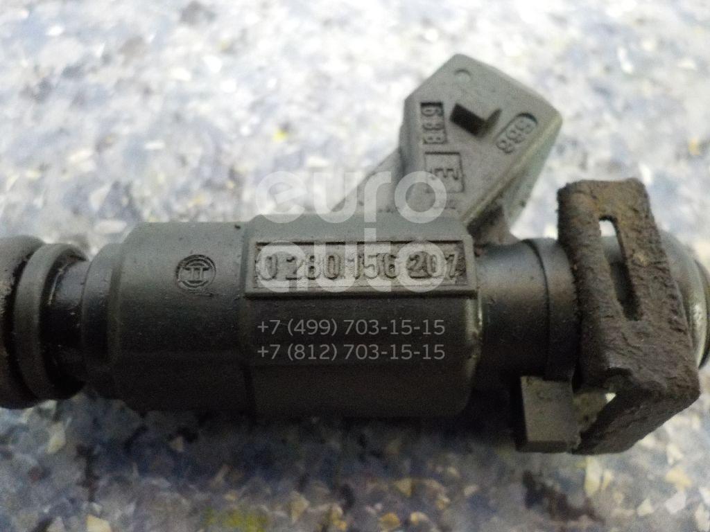 Купить Форсунка инжекторная электрическая Chery Amulet (A15) 2006-2012; (0280156207)
