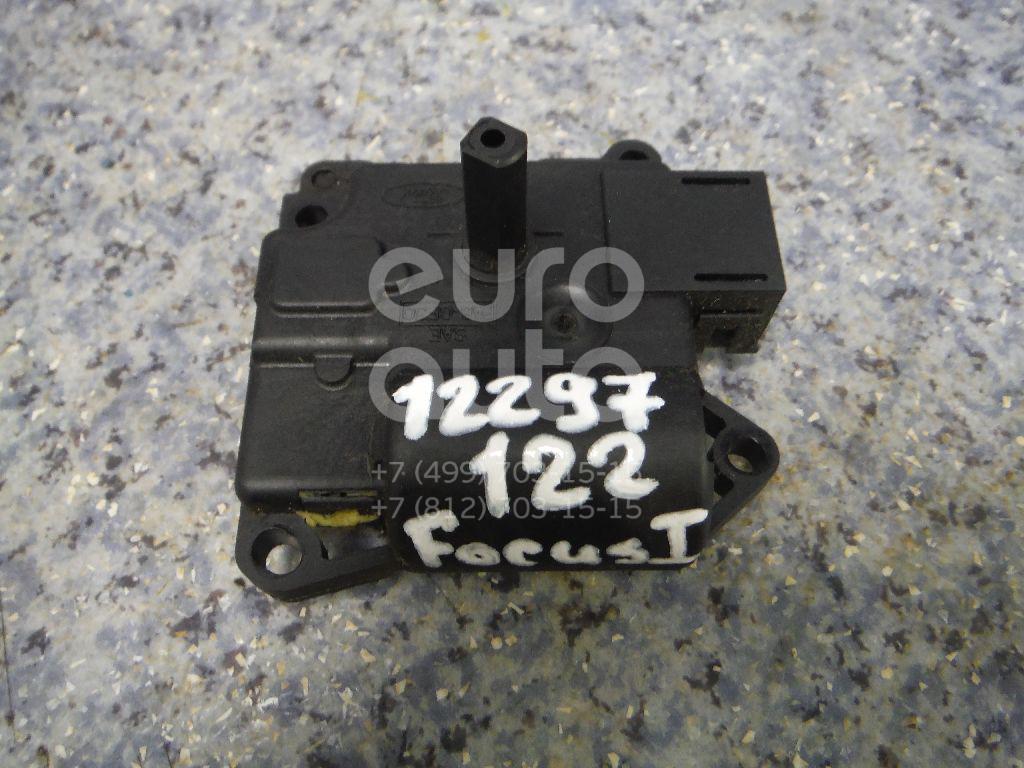 Купить Моторчик заслонки отопителя Ford Focus I 1998-2005; (XS4H19E616AC)