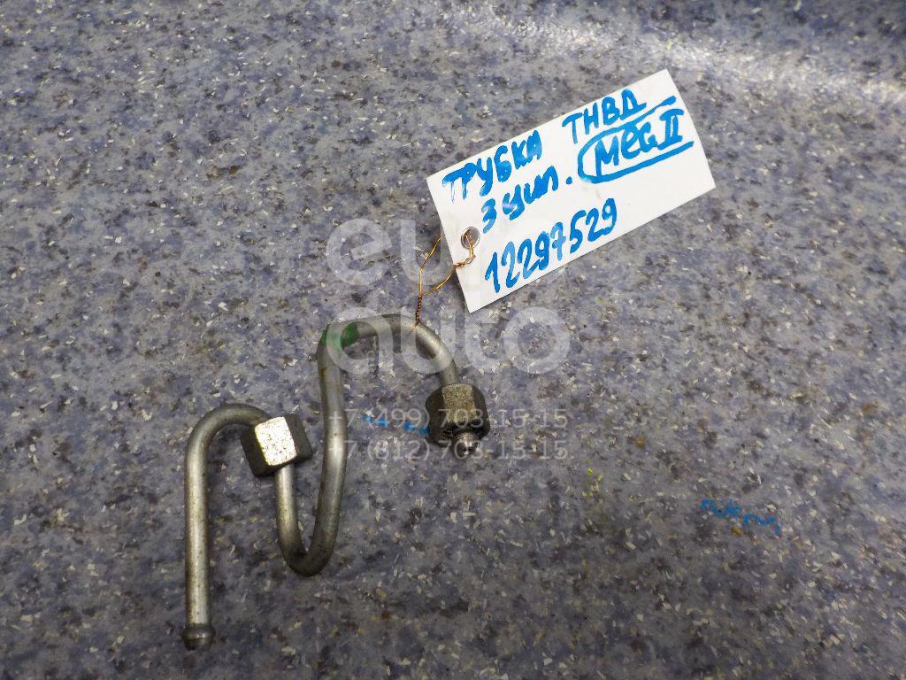 Купить Трубка ТНВД Renault Megane II 2003-2009; (8200591998)