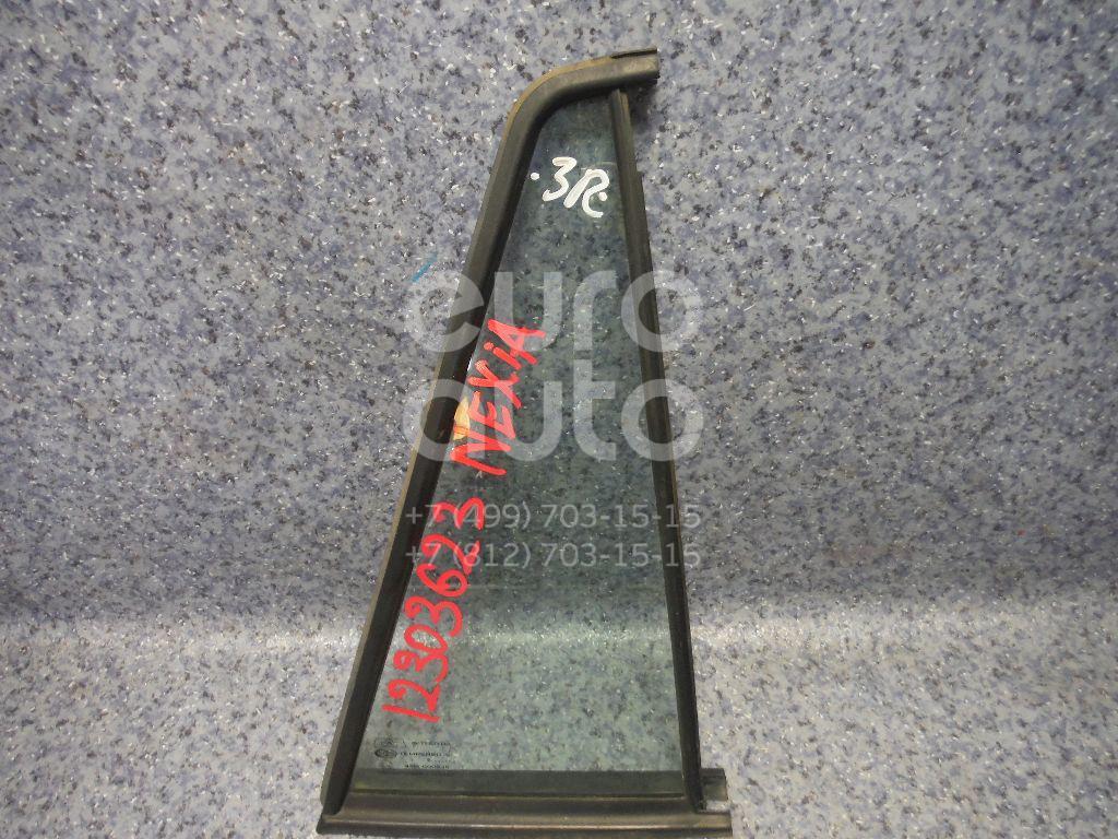 Купить Стекло двери задней правой (форточка) Daewoo Nexia 1995-2016; (90196930)