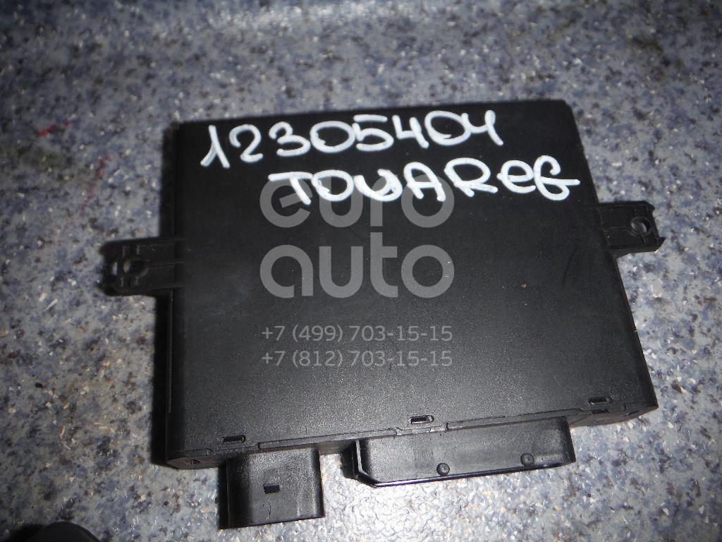 Купить Блок управления центральным замком VW Touareg 2002-2010; (7L0909137BX01Q)