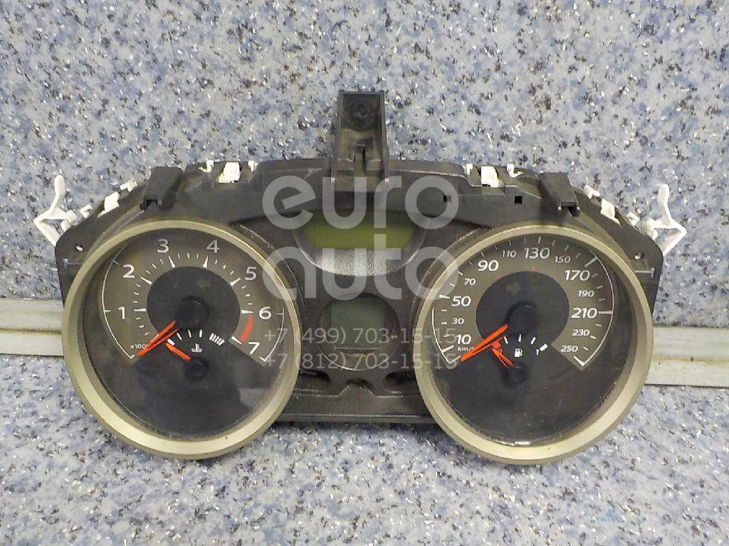 Купить Панель приборов Renault Megane II 2003-2009; (8200408791)