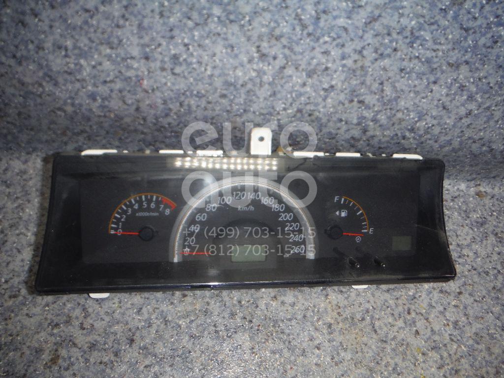 Панель приборов Nissan Teana J31 2006-2008; (248209W53B)  - купить со скидкой