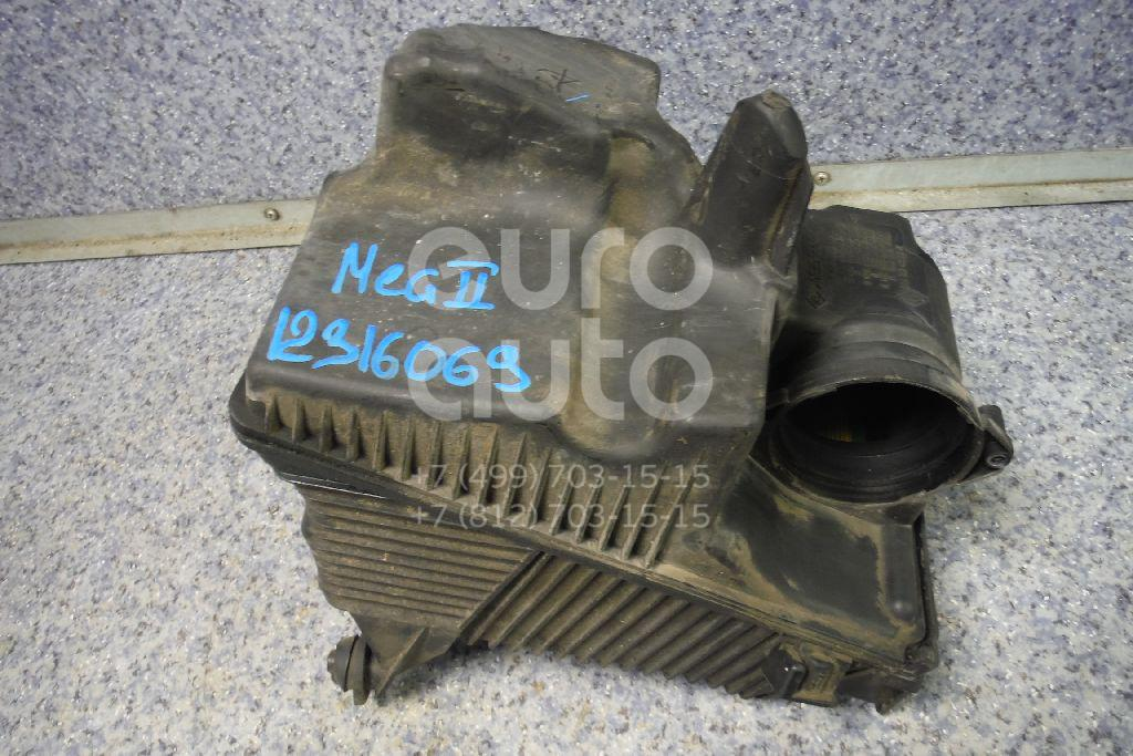 Купить Корпус воздушного фильтра Renault Megane II 2003-2009; (8200369775)