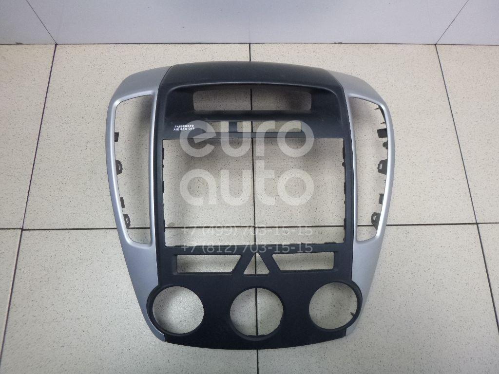 Купить Накладка декоративная Kia Ceed 2007-2012; (847411H005AL4)
