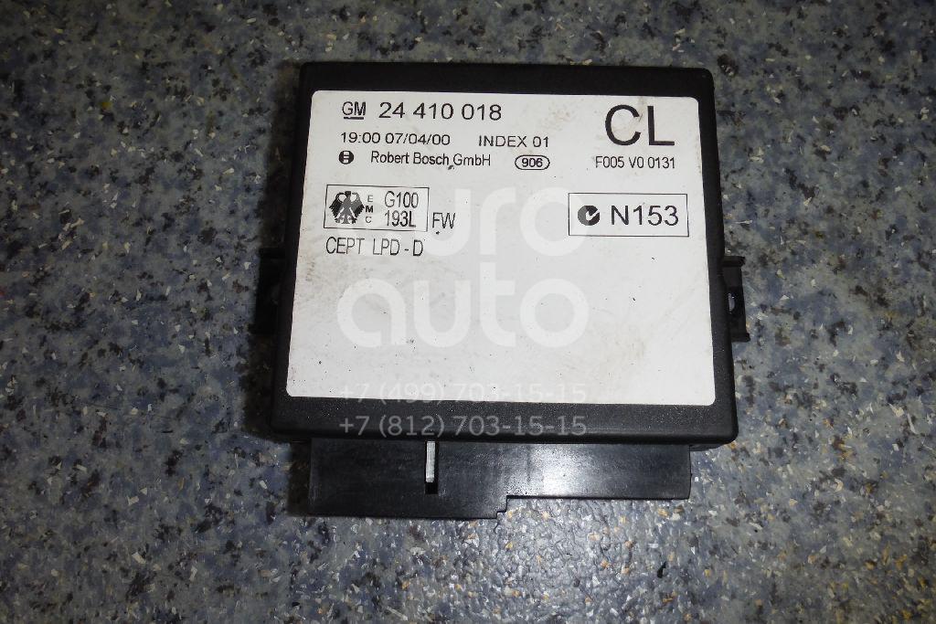 Купить Блок комфорта Opel Astra G 1998-2005; (24410018)