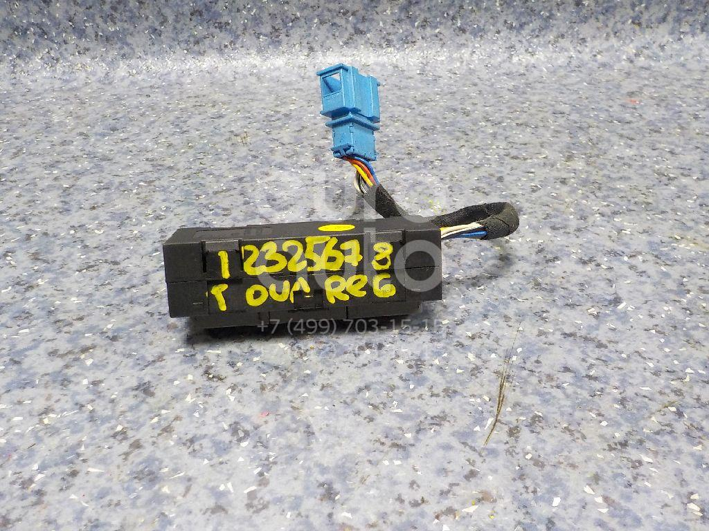 Купить Блок кнопок VW Touareg 2002-2010; (7L6959673A)