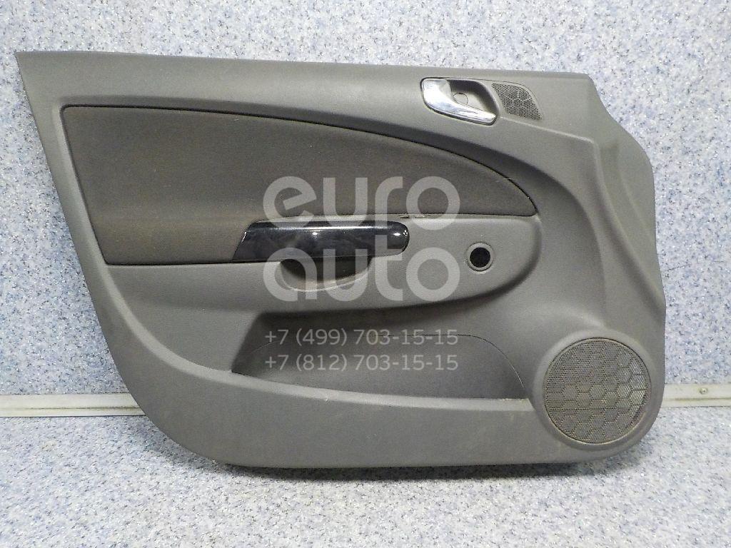 Купить Обшивка двери передней левой Opel Corsa D 2006-2015; (7231720)