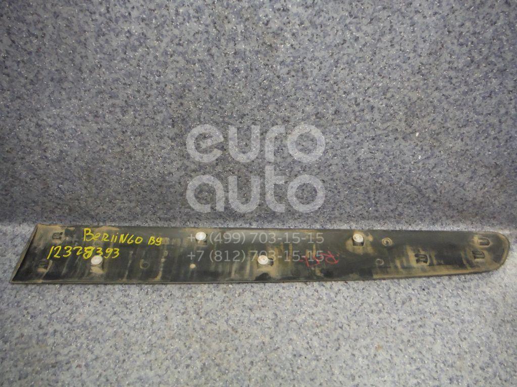 Молдинг передней правой двери Citroen Berlingo (NEW) (B9) 2008-; (8545GT)  - купить со скидкой