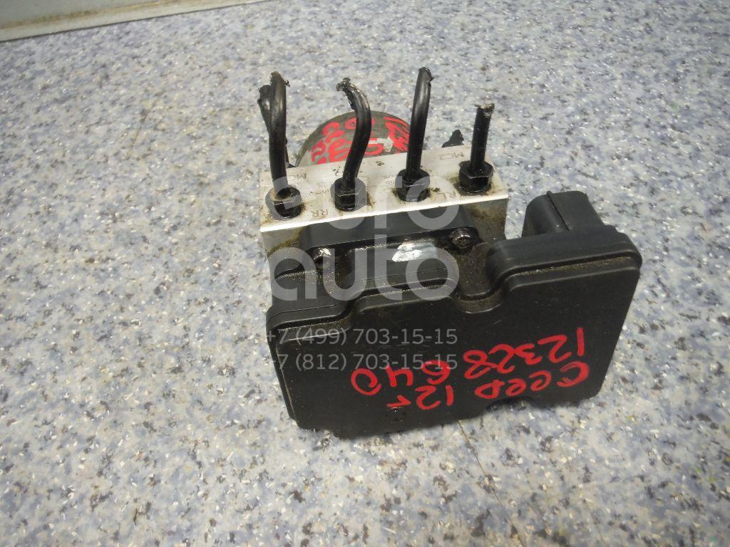 Купить Блок ABS (насос) Kia Ceed 2012-; (58920A2110)